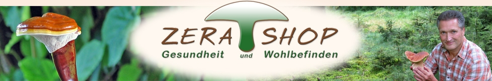ZERA Pilze Shop-Logo